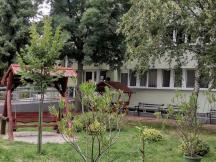 Intézet park